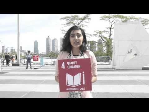 What the Global Goals mean to children | UNICEF