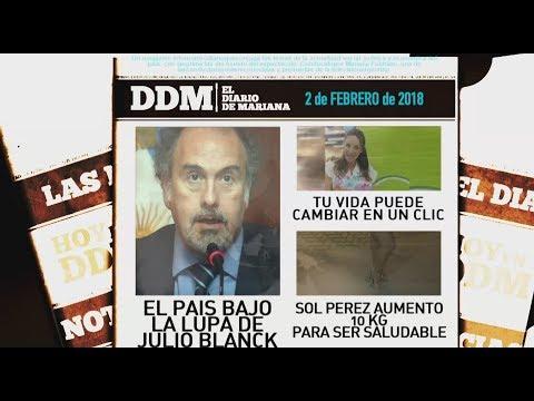 El diario de Mariana - Programa 02/02/18