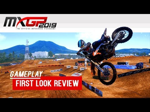 MXGP 2019 - First Look Gameplay Review - New Features - How Good Is It?
