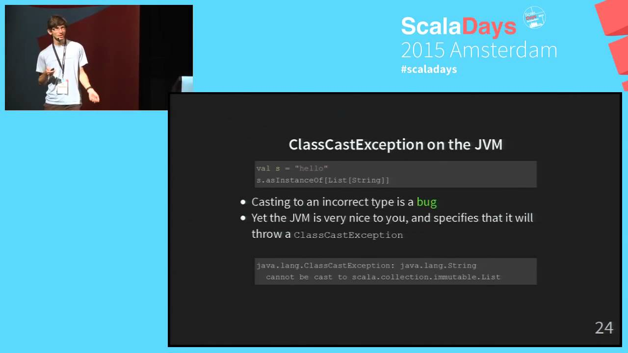 Scala js Semantics - and how they support performance and JavaScript interop