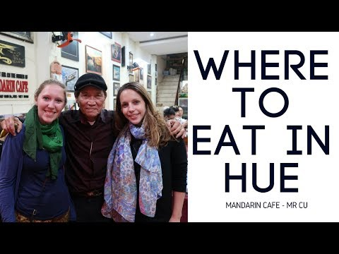 Where To Eat In Hue & Thanh Lich Hotel [South East Asia Vlog # 15]