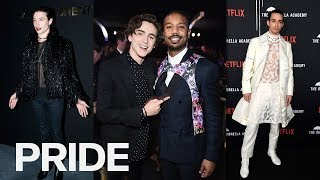 Billy Porter, Ezra Miller & More Stars Challenging Fashion Norms