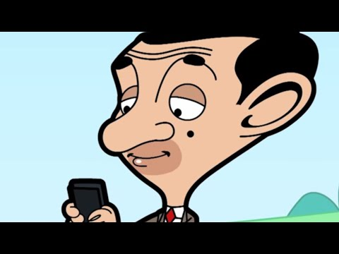 Bean Phone | Season 2 Episode 21| Mr. Bean Official Cartoon