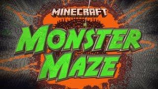 [Cz] Minecraft Minigame - Monster Maze!