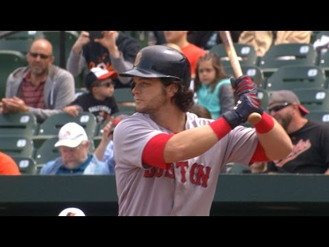 BOS@BAL: Benintendi picks up five hits on the Orioles