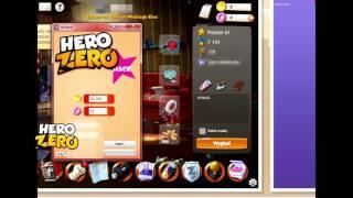 Hero Zero Hack!  Pl15! Nie Wykrywalny!!!...