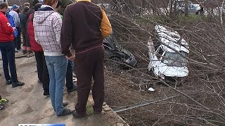 За первые десять дней 2017 года в ДТП на Кубани погибли 10 человек