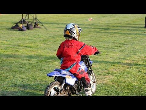 Youngest Nitro Circus Rider Ever