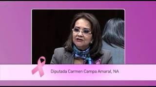 La Diputada Rosa Ramírez Nachis de MC llama a impulsar detección oportuna del cáncer de mama