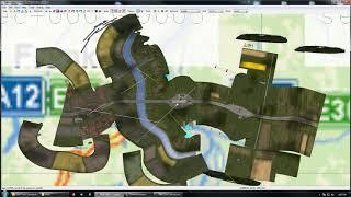 Promods W I P] Ets2 Map Editor Timelapse - Aberystwyth