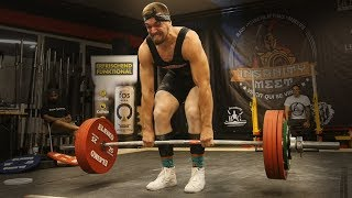 LiftYouUp | 600 kg TOTAL @ 104,5 kg - Insanity Meet Wettkampf