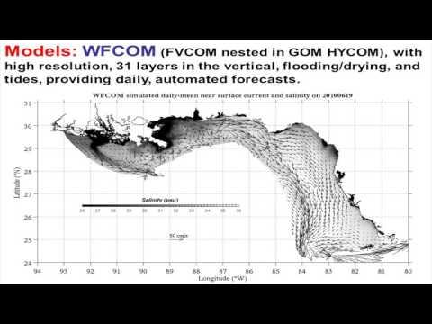 Coastal Ocean Circulation Influences on Matters of Societal Concern - Dr  Robert Weisberg, Feb 28, 2