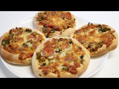 petite-pizza-au-poulet-pour-le-ramadan-(cuisinerapide)