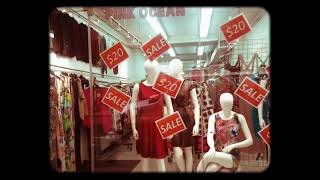 Shopping For Clothes In The New York Fashion District By Closeoutexplosion.com