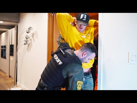 I ARRESTED LOGAN PAUL!