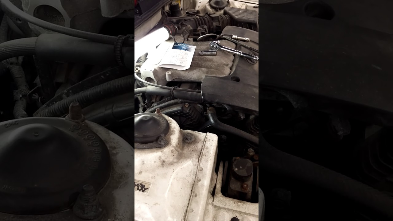 maxresdefault 05 hyundai sonata 2 7l v6 alternator and serpentine belt replacement