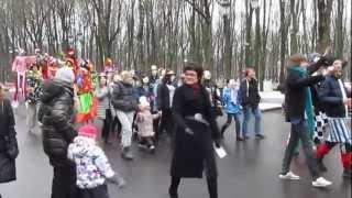 День смеха Парк Горького Харьков April Fool's Day Gorky Park Kharkov(, 2013-03-31T18:51:43.000Z)