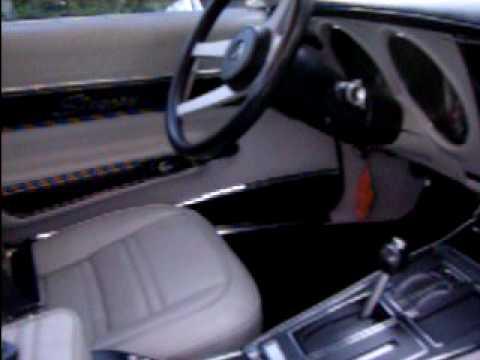 1976 corvette stingray custom c3 for sale blue flame