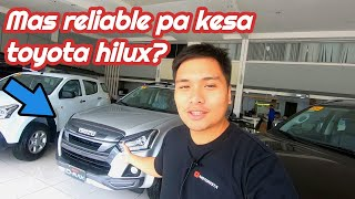 2020 Isuzu D-max LS-A | Review | Wala pa din ang all new?