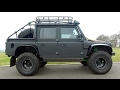 I Drive James Bond's Land Rover Spectre Defender
