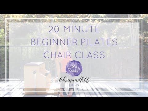 Beginner Chair Workout
