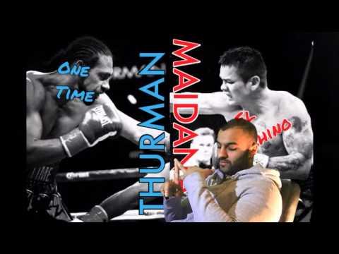 Keith Thurman vs Marcos Maidana on BOXREC