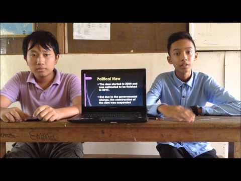 Myanmar Team 4 : Ayeyarwaddy Dam