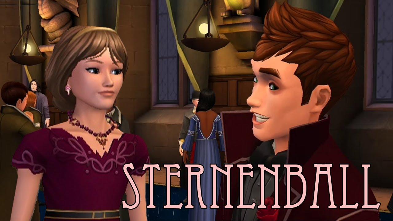 Hogwarts Mystery I Sternenball I Celestial Ball I Barnaby Youtube