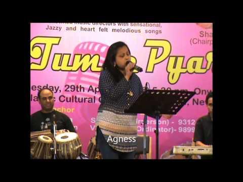 Kaise Karun Prem Ki Main Baat sung by Agnes