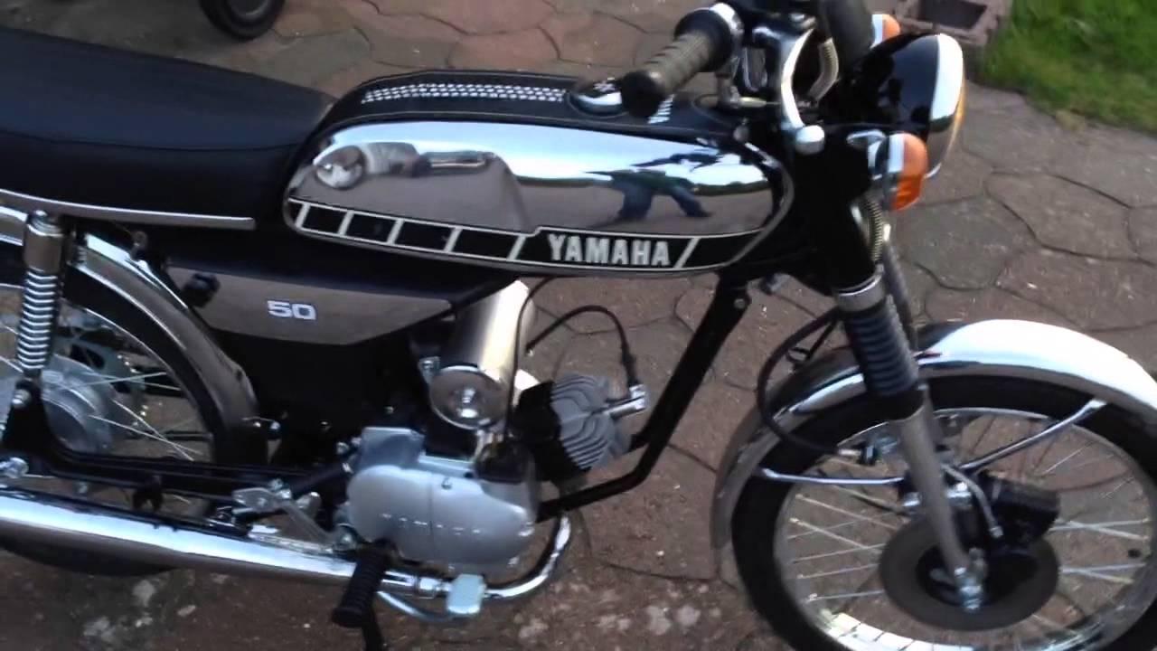 Yamaha Chrome