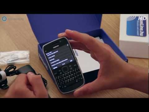 Nokia E6 teszt - GSM online™