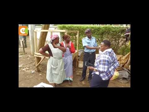 12 traders arrested in Kisumu over plastic bag use