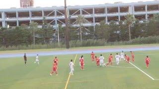 ブリエッタFC vs 五井中_高円宮杯GoalScene