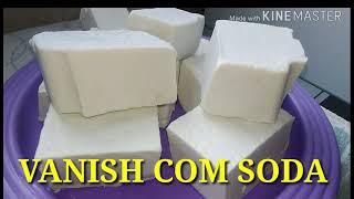 VANISH COM SODA – FAÇA E VENDA