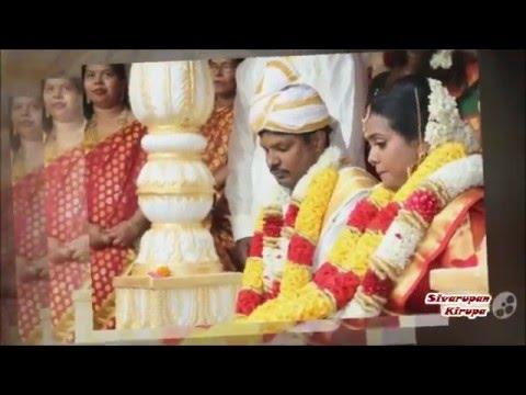 wedding Sivarupan & Kirupa