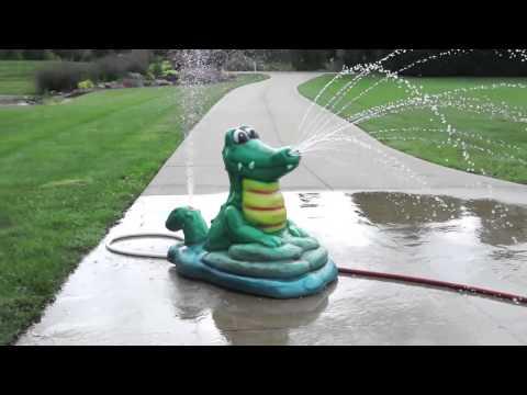 My Portable Splash Pad: Fire Hydrant With Portable 6u0027 Splash Pad ...
