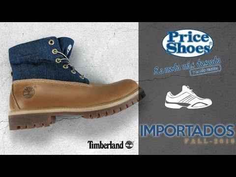 Sabueso excepción Razón  Catálogos Price Shoes: Importados Fall 2016 - YouTube