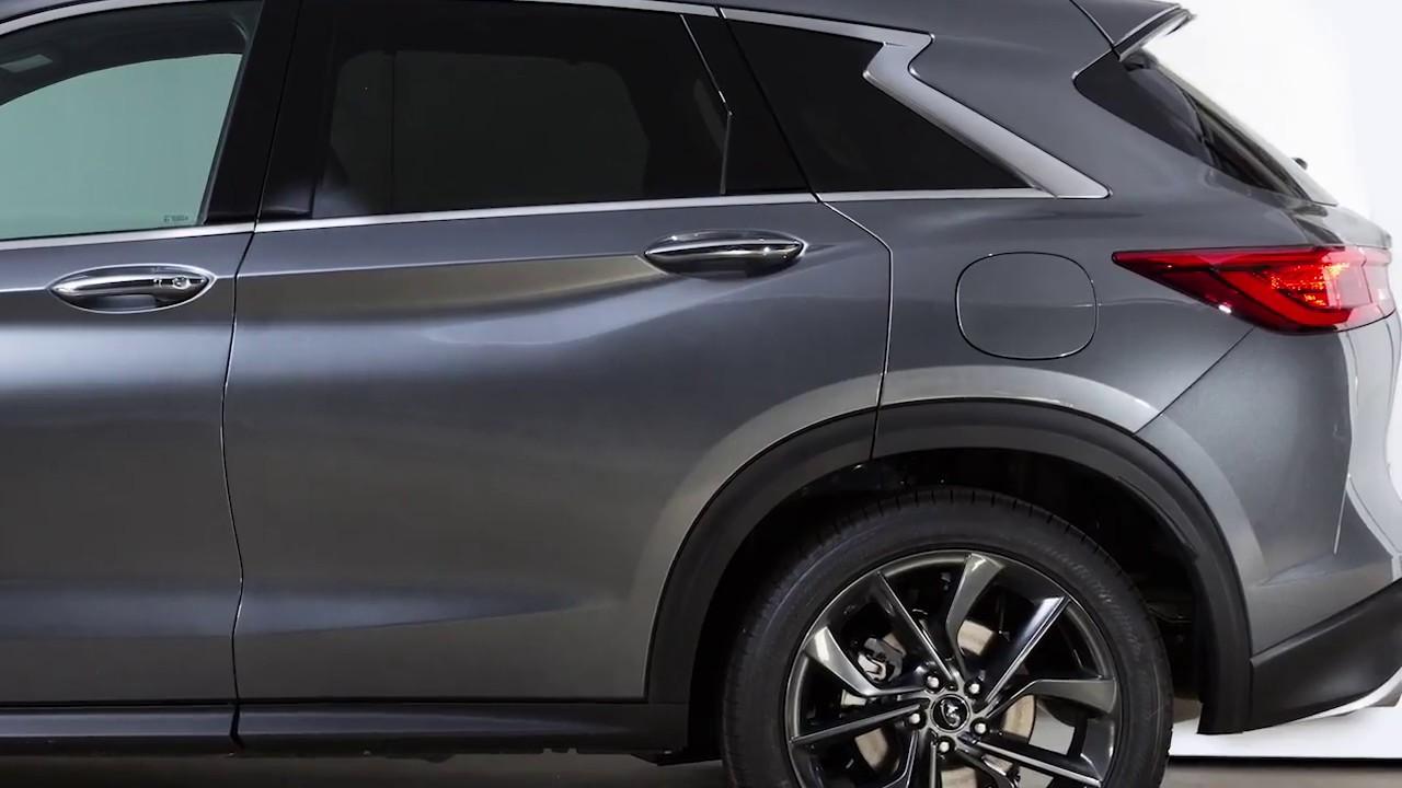 2019 Infiniti Qx50 Fuel Functions