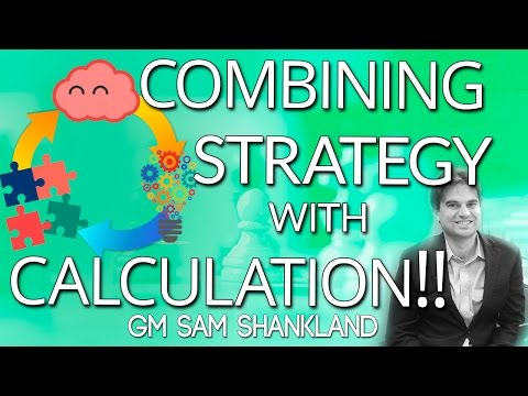 Combining Strategy with Calculation - The Shankland Method - (Webinar Replay)