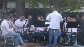 VIAJERA DEL RIO Banda Sinfònica 24 de Junio Serenata Virgen Candelaria Valencia Venezuela