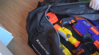 nerf bomb elimination entry for pdk films contest