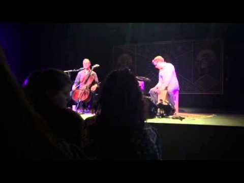 Ben Sollee - journey with the cello