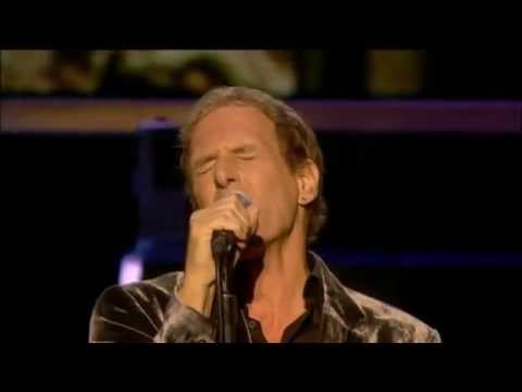 Michael Bolton . said I Love You But I lied