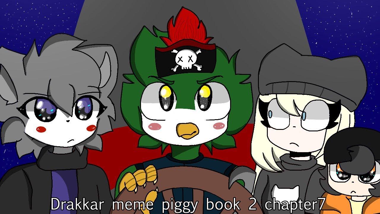 Download DRAKKAR meme (piggy book 2 chapter 7)