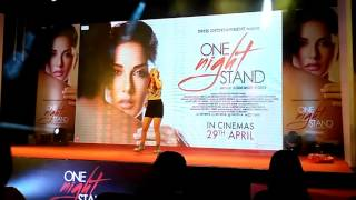 Jasmine Sandlas   Live   Ishq Da Sutta - One Night Stand Movie Trailer Launch