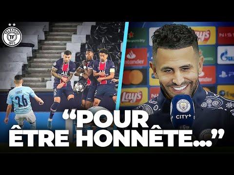 Mahrez AVOUE TOUT sur son coup franc face au PSG ! - La Quotidienne #871