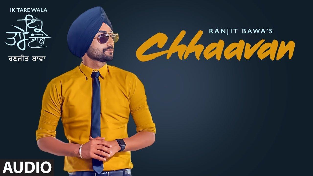 Chhaavan Ranjit Bawa  Full Audio  Ik Tare Wala  Jassi
