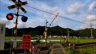踏み切り Railway Crossing in Japan thumbnail