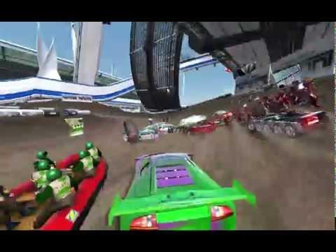 Course de voitures sur circuit tmn jeux 3d gratuit et en ligne youtube - Jeux de garage de voiture gratuit en ligne ...