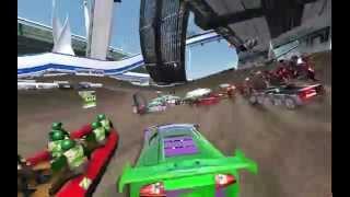 Course de voitures sur  circuit TMN JEUX 3D GRATUIT ET EN LIGNE